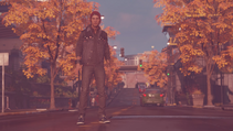 Second Son Photo Mode preview with filter 3