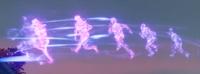Neon Running 1