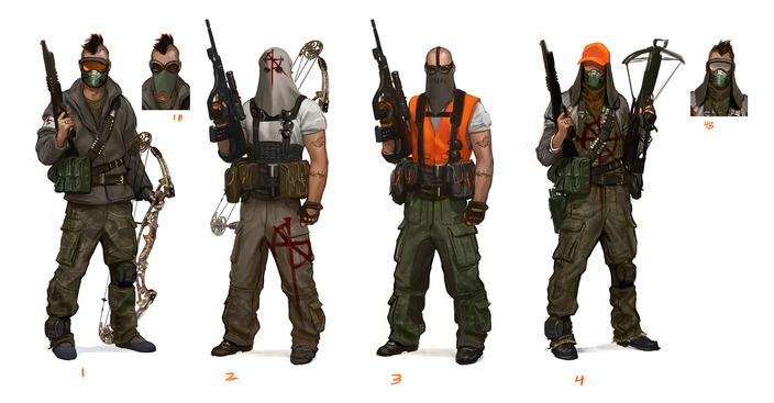 Militia/Types