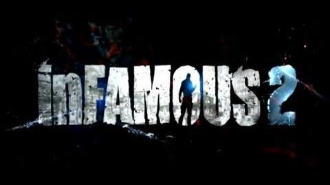 InFamous 2 The Beast is Coming Trailer HD
