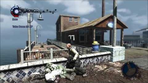 InFamous Side Missions 31 (Surgical Operation)