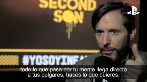 PS4 YoSoyInfamous - Presentación en Madrid de inFAMOUS Second Son -