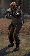 Militia member 1