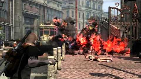 Infamous 2 Bad Route Gameplay