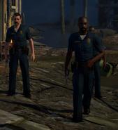 NMPD Police patrol