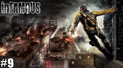 Infamous Walkthrough - Story Mission 10 - The Rescue