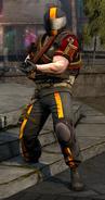 Militia Shotgunner