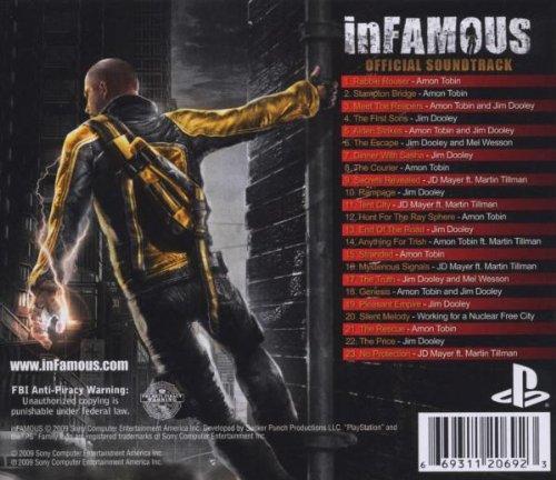 Infamous/Soundtrack