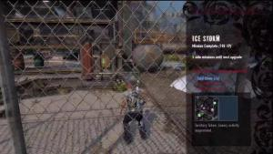Ice Storm (Side Mission)