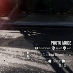 Photo Mode