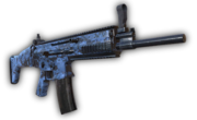 FN Scar Night Stalker
