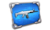 FN Scar CQC (Chrome) Recipe.png