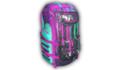 Adventure Backpack (Pink Graffiti).png