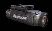 Pistol Flashlight