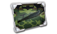 Machete (Camo) Recipe.png