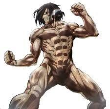 eren titan jpg Eren Yaeger (Attack On Titan)  Infinite Loops Wiki  Fandom
