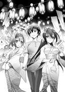 IS Volume 4 Ran Ichika Houki CHOCO