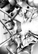 IS light novel 12 punishment