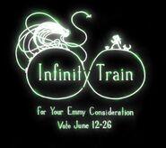 Infinity Train Emmy Consideration