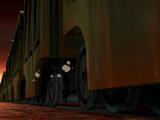 Infinity Train (vehicle)