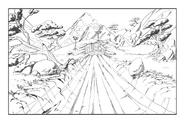 Corginia background sketch 7