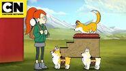 Tulip the Literate Infinity Train Cartoon Network