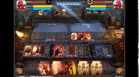 Flame Dawn Showcase Deck and Matches