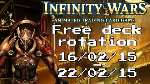 Infinity Wars - Free Deck Rotation - Episode 9