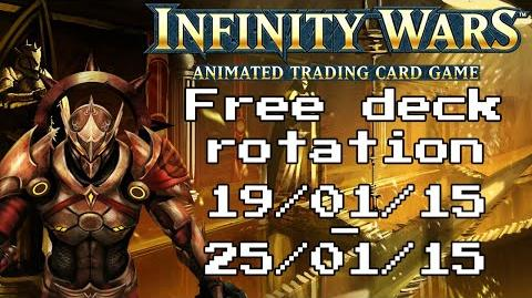 Infinity Wars - Free Deck Rotation - Episode 6