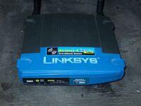 Linksys WRT54G v5.0