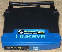 Linksys WRT54G v6.0