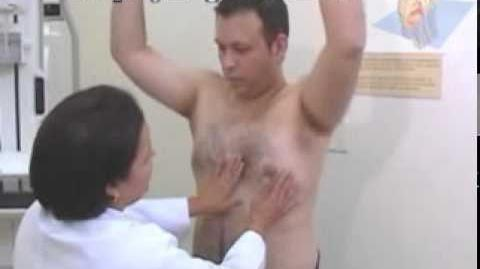 Mamografia Masculina