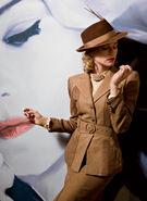 Diane Kruger as Bridget von Hammersmark photoshoot