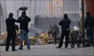 Stolz der Nation Filming in Goerlitz shooting