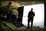 Brad Pitt Inglorious Basterds Behind The Scenes