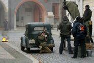 Filming Stolz der Nation in Goerlitz 1