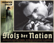 Stolz der Nation poster Zoller K98