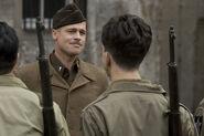 Brad Pitt with the Basterds and M1 Garand