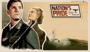 Stolz der Nation poster