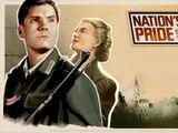 Stolz der Nation