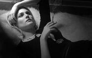 Diane Kruger black and white Bridget von Hammersmark