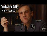 Analyzing Evil- Hans Landa