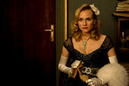 Diane Kruger scene with the shoe