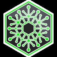 Wintergreen-badge