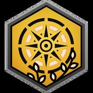 Via Lux Adventure-medal