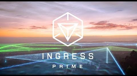 Welcome to Ingress