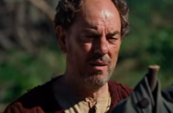 Garrow Cadocsson in the film
