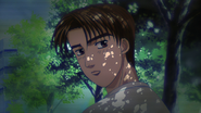 Third Stage Takumi battling with Nakazato Flashback