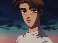 S1E17 Takumi admits he wants to race for himself