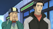 頭文字D Extra Stage 2 Itsuki and Kenji-34b